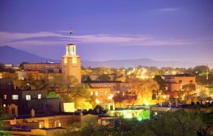 Santa Fe, a perfect location for the first Ultimate Writing Retreat for copywriters
